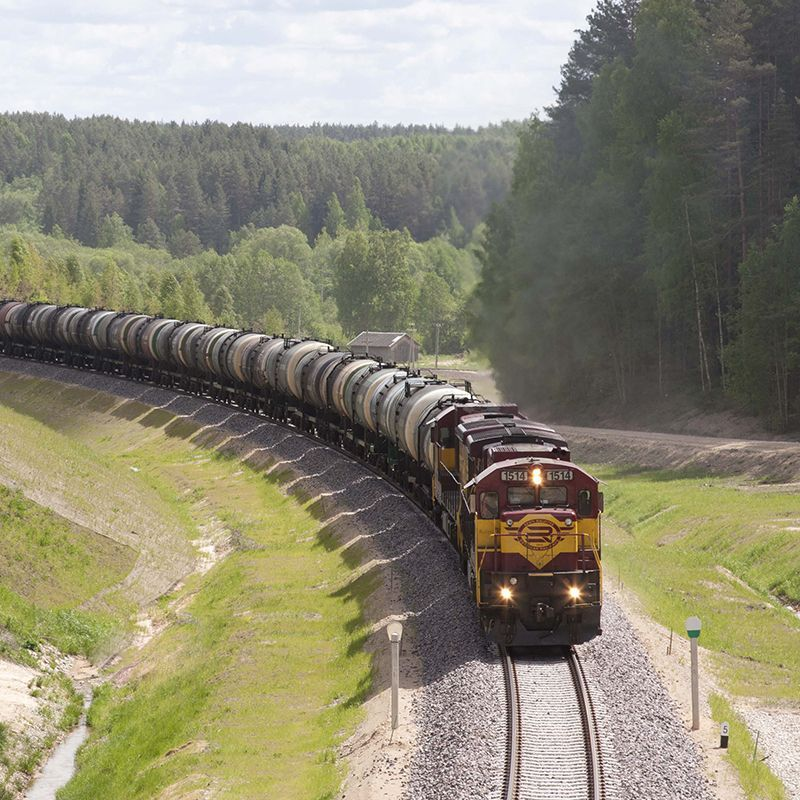 Rail Track Systems, Fastenings & Infrastructure | Pandrol
