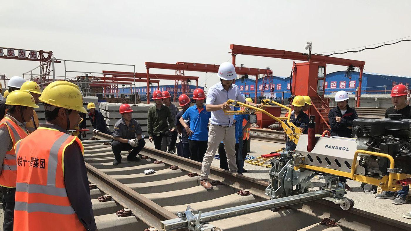 Ferrocarril del Menghua, China