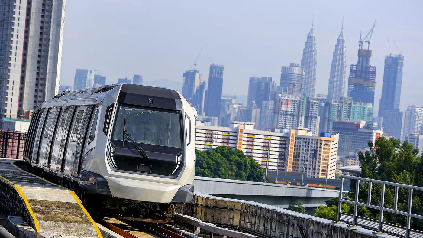 Proyecto de Transporte de Cercanías del Valle de Klang, Malasia