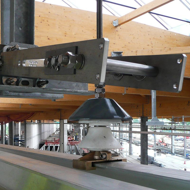 Rigid Catenary System
