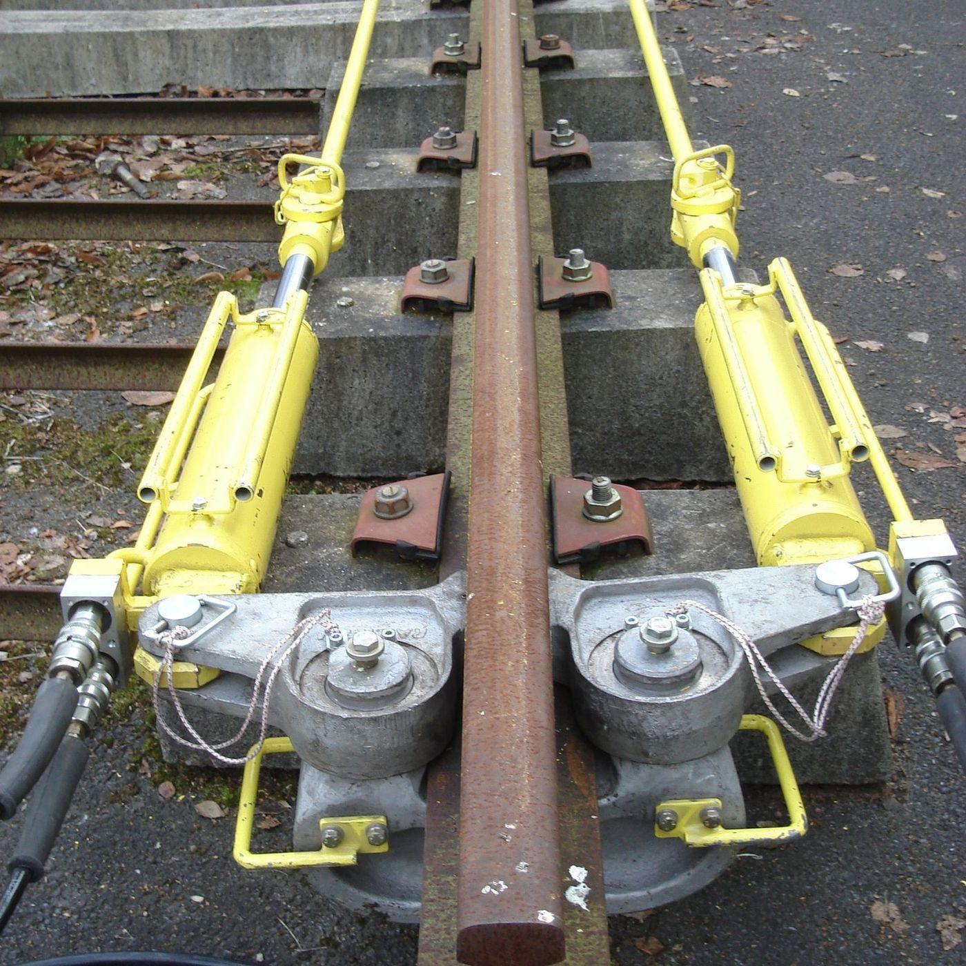 Tendeur de rail TR75