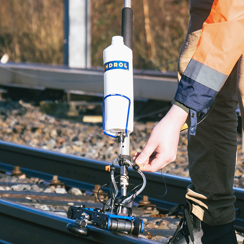 Ultrasonic Rail Testing