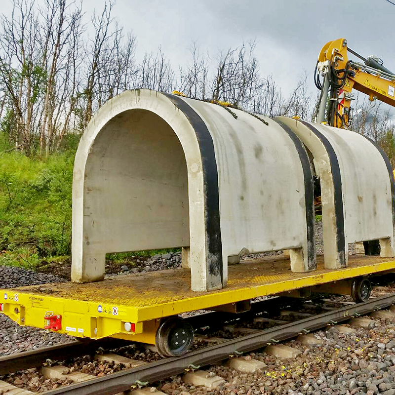 Eisenbahnanhänger RT3230