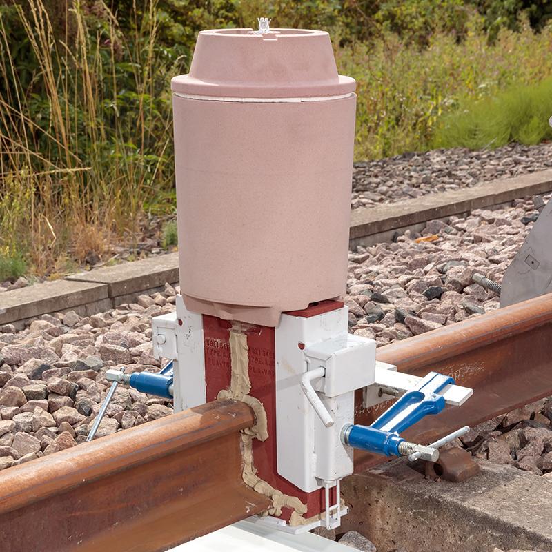 Vignole Rail Welding