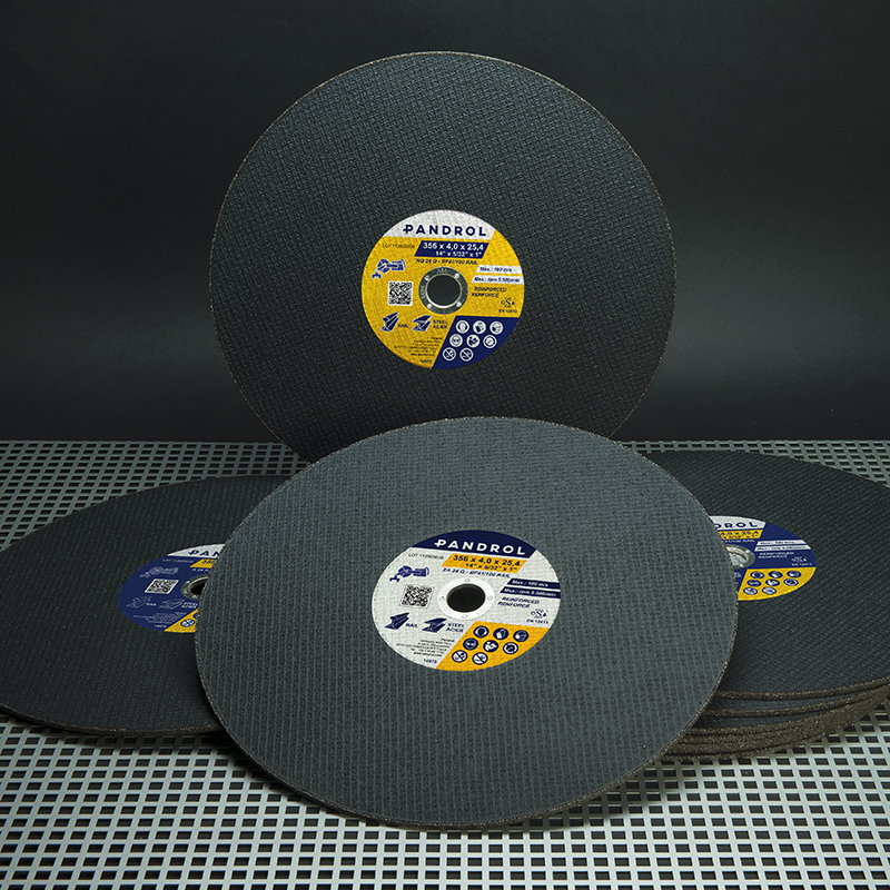 Rail Cutting Discs