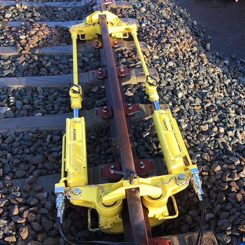 Rail Stressor TR75