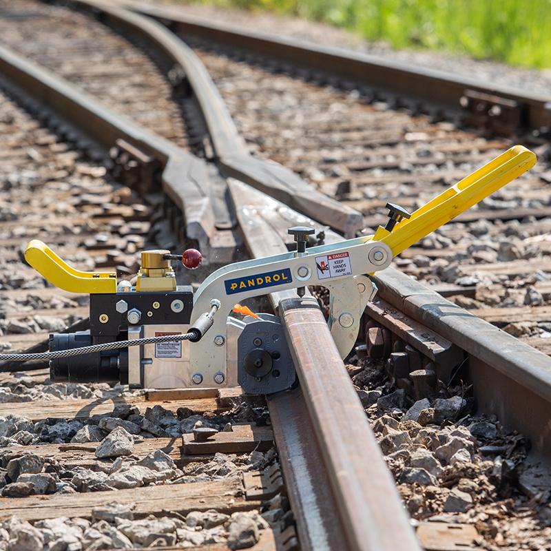 Self-Feed Rail Drill